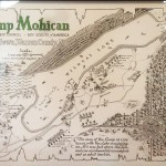 Camp Mohican is a popular stop on the Appalachian Trail
